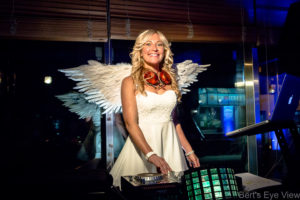 Michelle Lee DJ for after party Diner En Blanc at Sofitel Philadelphia