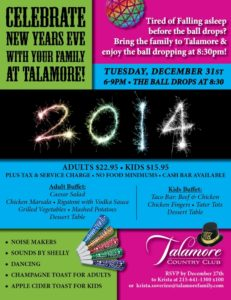 Join DeeJay Shelly for NYE Talamore