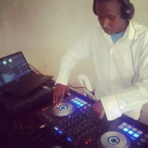 DJ Peter from Kenya