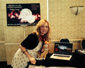 DeeJay Shelly at the Gay Wedding Expo