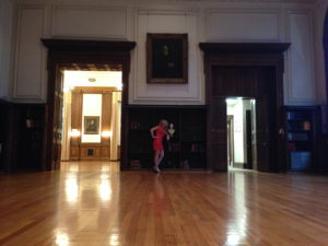 Michelle Lee entertainment at the Mutter Museum