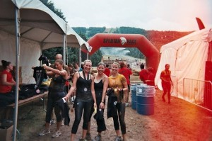 DeeJay Shelly at Spartan Sprint