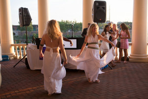 Michelle Lee Entertainment provides Greek godesses
