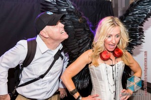 DeeJay Shelly and Ken Rochon in Purgatory