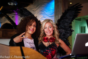 Dj Shelly and Tamara Torres